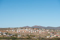 Township in Garies Stock Photo