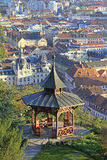 Township of Graz. In Styria, Austria Royalty Free Stock Photography