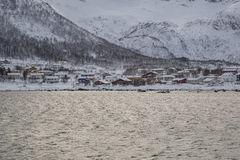 Township of Mefjordvær Stock Photos