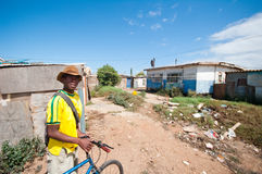 Township's life, South Africa Stock Photos