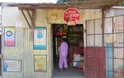Township Shop Stock Photos