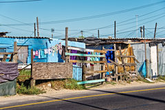 Township , South Africa Royalty Free Stock Photography