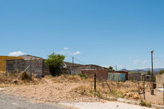 Township in South Africa Stock Images