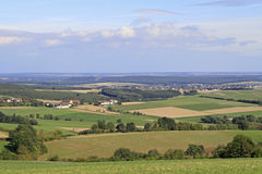 Township of Wiesmath. In Lower Austria Royalty Free Stock Images