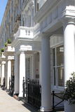 Townshouses in London Royalty Free Stock Photography