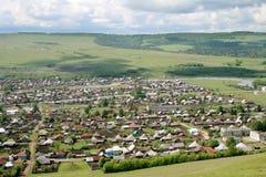townsikt Royaltyfria Foton