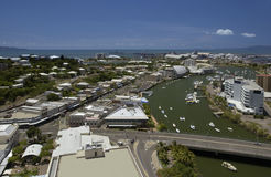 Townsville - le Queensland - l'Australie Image stock