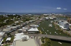 Townsville - Queensland - Australië Stock Afbeelding