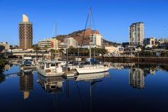 Townsville stad Arkivfoton
