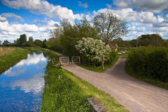 Towpath Royalty Free Stock Image