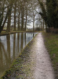 Towpath Royalty Free Stock Photo