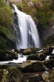 Toxa waterfall. In Silleda, Pontevedra, Spain Stock Photo