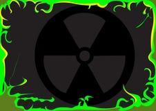 toxic фонового изображения Стоковая Фотография RF