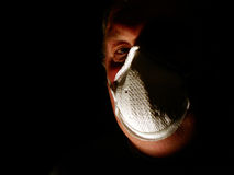 toxic человека Стоковые Фото