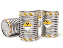 Toxic barrel Royalty Free Stock Image