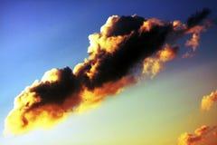 Toxic Cloud Stock Image