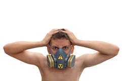 Toxic dander Stock Images