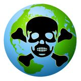 Toxic Earth Syndrome Royalty Free Stock Image