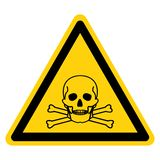 Toxic Material Symbol Sign, Vector Illustration, Isolate On White Background Label .EPS10 vector illustration