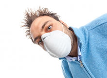 Toxic and polluted air Stock Images