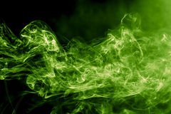 Toxic Smoke Stock Photo