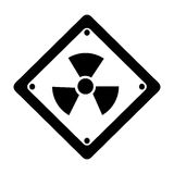 Toxic symbol icon image. Vector illustration design Stock Photography