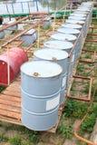 Toxic waste Stock Photos