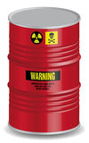 Toxic waste Stock Images
