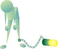 Toxicomane Image libre de droits