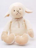 Toy. Sheep Royalty Free Stock Images