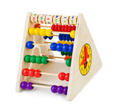 Toy Abacus Stock Photography