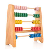 Toy abacus Stock Images