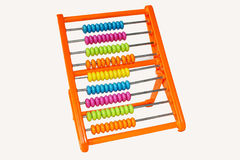 Toy Abacus Fotografia de Stock Royalty Free