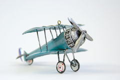 Toy aircraft Royalty Free Stock Image