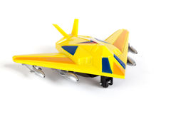 Toy aircraft Stock Photography
