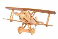 Toy airplane Royalty Free Stock Photo