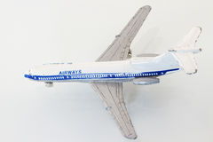 Toy  airplane Stock Images