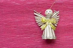 Toy angel Royalty Free Stock Photo