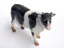 Toy animal cow Stock Photo