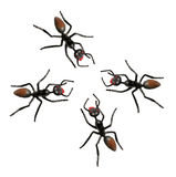 Toy Ants Stock Photography
