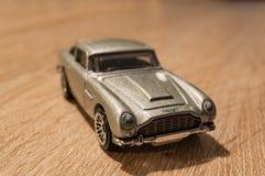 Toy Aston Martin Foto de Stock