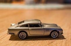 Toy Aston Martin Imagens de Stock