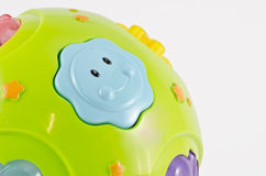 Toy ball Royalty Free Stock Photo
