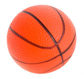 Toy ball for basketball Stock Images