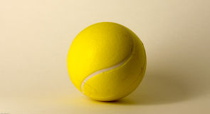 Toy ball tennis as a background for your desktop Stock Photography