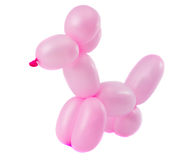 Toy of balloons isolated Royalty Free Stock Photo