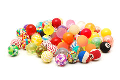 Toy balls Stock Photography