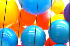 Toy Balls Royalty Free Stock Images