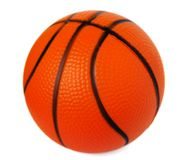 Toy basketball Royalty Free Stock Images