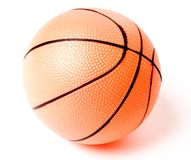 Toy Basketball Stock Image